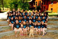 Camp Daggett Staff, 2010
