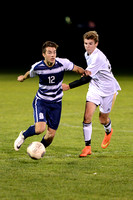 PHS Varsity Soccer vs TC Central, 9/30/14