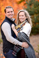 Katie & Nick Engagement, 10/18/15